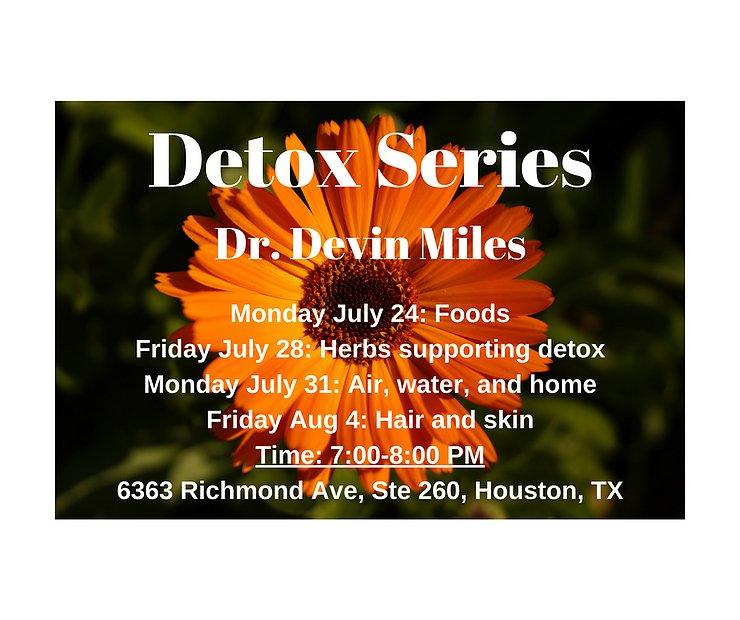 Detox Series