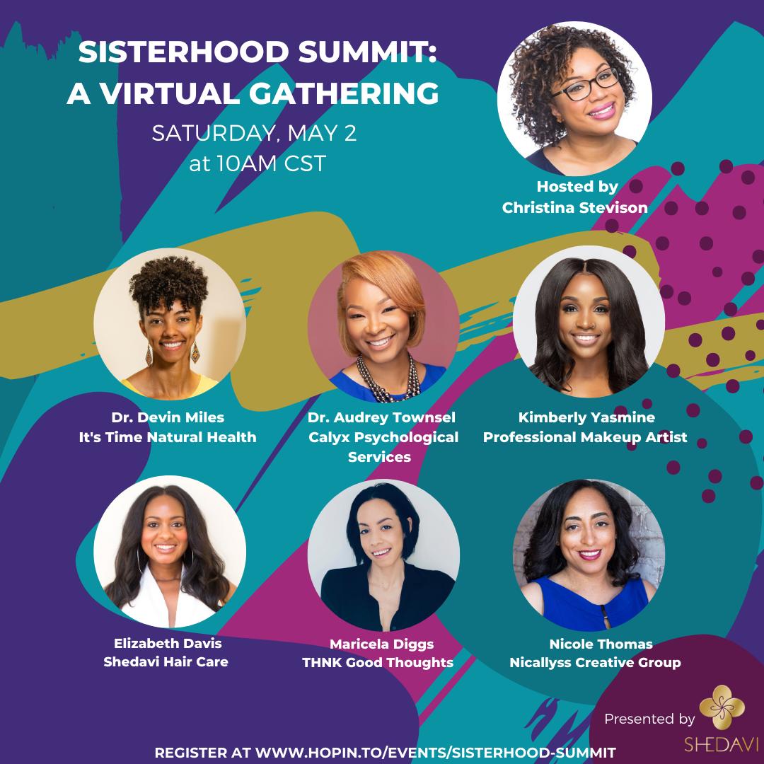 Sisterhood Summit