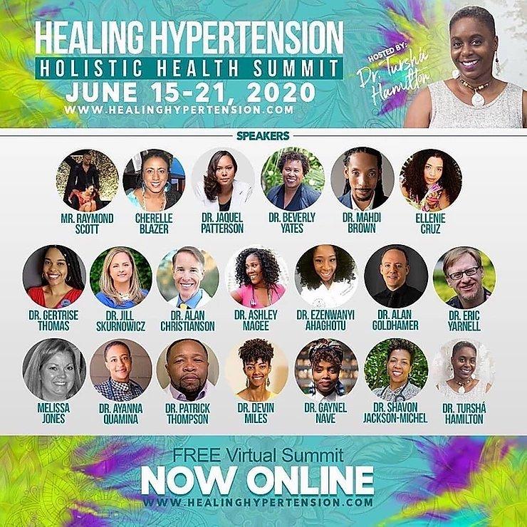 Healing Hypertension Summit